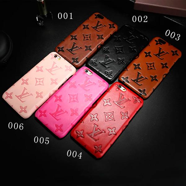 iPhone6sカバー ルイビトン モノグラム シンプル風 iPhone6s plusケース 男女兼用のペアケース 可愛い LV文字付き アイフォン6/6 plus携帯ケース ファッション