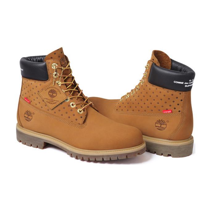 Superme シュプリームComme des Garcons コムデギャルソン メンズ Timberland 6-Inch ブーツerproof Boot