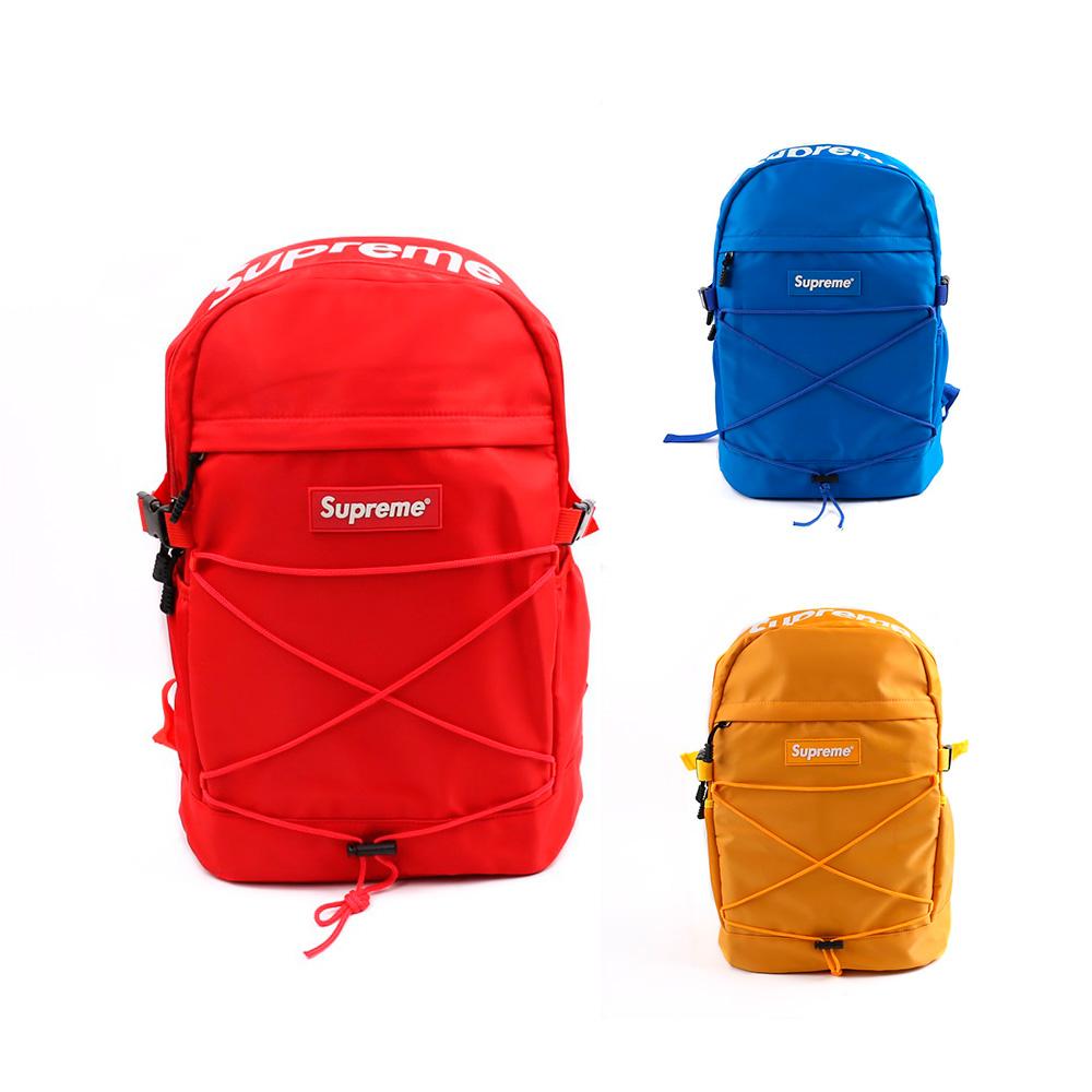 16SS Supreme (シュプリーム) Backpack バックパック 3色