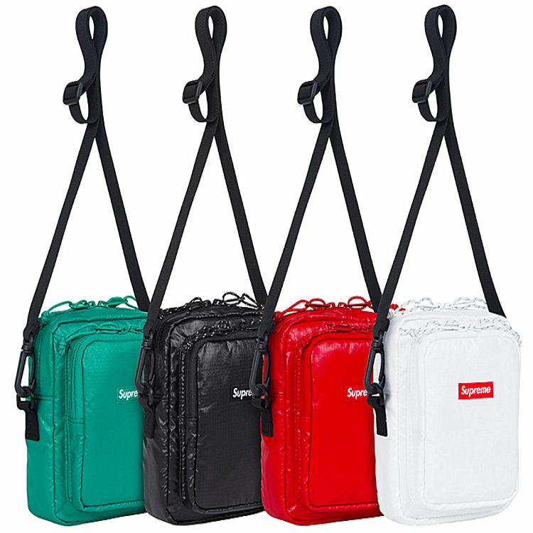 17FW Supreme(シュプリーム) 3M 43th Shoulder Bag バッグ 4色