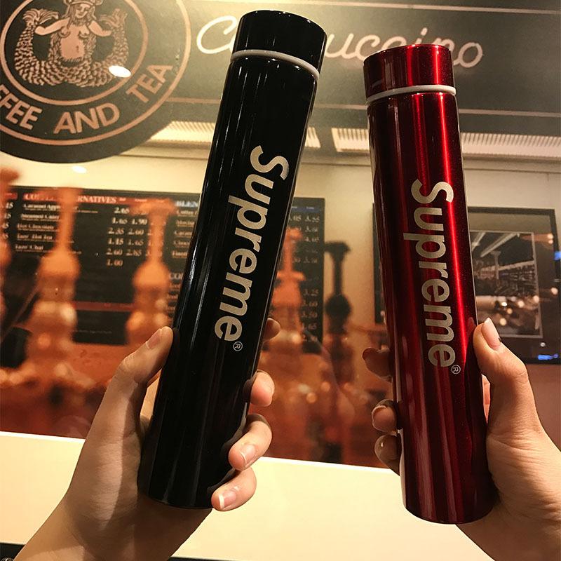 Supreme シュプリーム Starbucks ステンレススチール 保温カップ 2 色