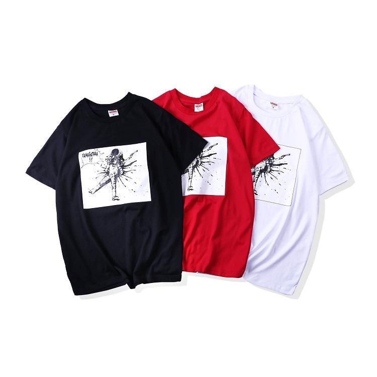 17FW Supreme X Akira Yamagata Tシャツ 3色