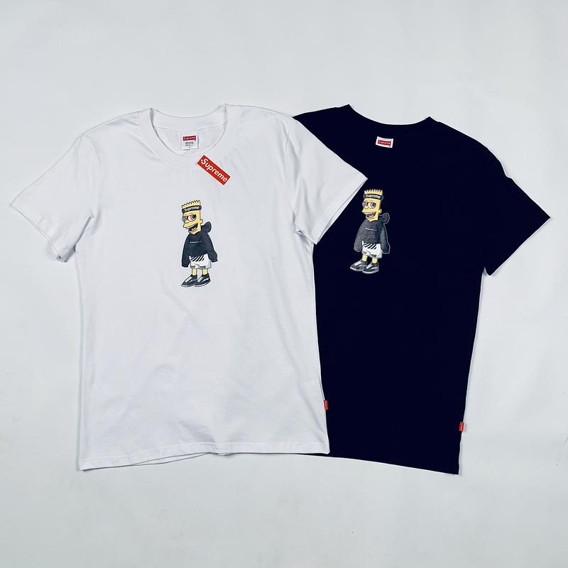 Supreme (シュプリーム) Simpson Tシャツ 2色