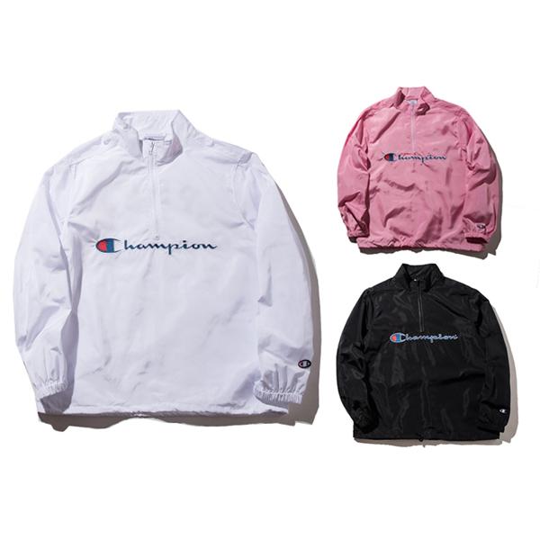 17FW Supreme X Champion Half Zip Pullover 3色